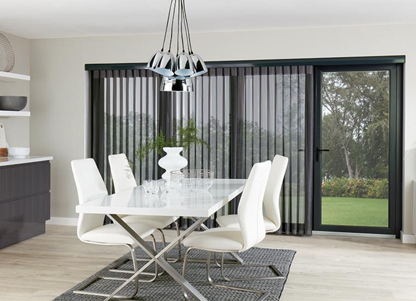 Allusion Blinds by Louvolite available from Loveless Cook Blinds