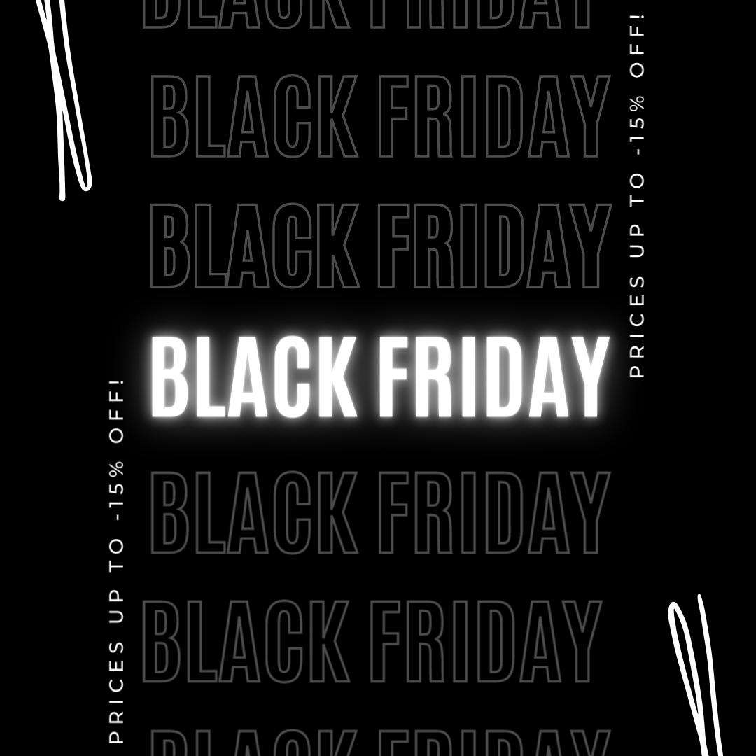 Black Friday Deals at LCB