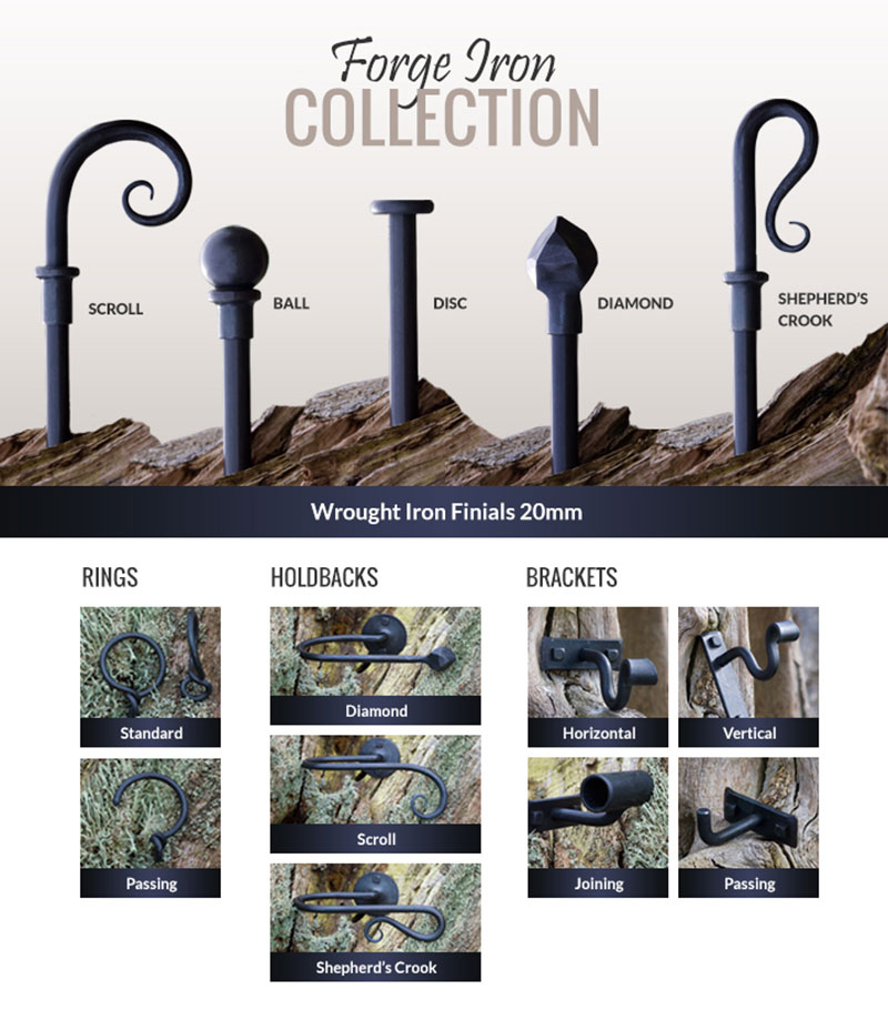 Forge Iron Collection