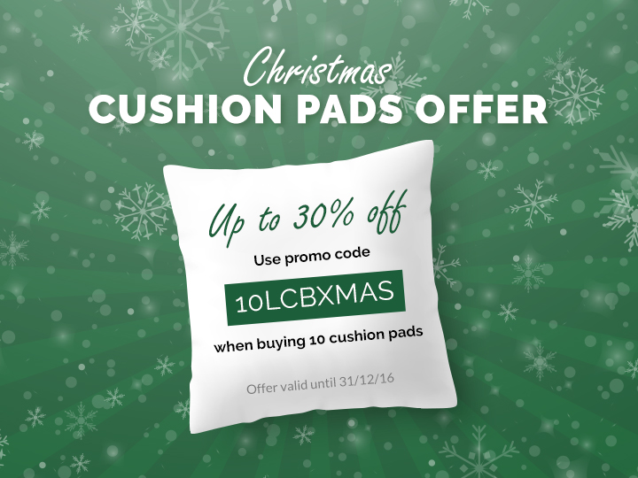 cushion pads offer