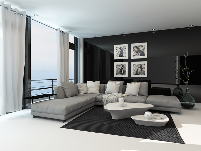 minimalist style in your home