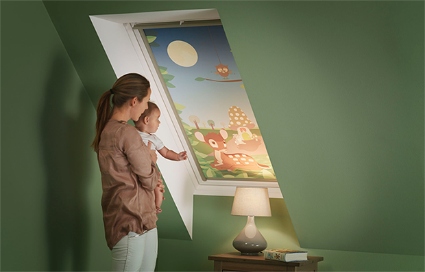 Velux Disney Blackout Blind