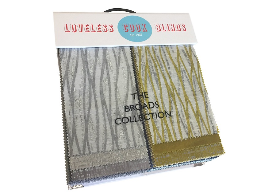 Broads Collection Fabric Book