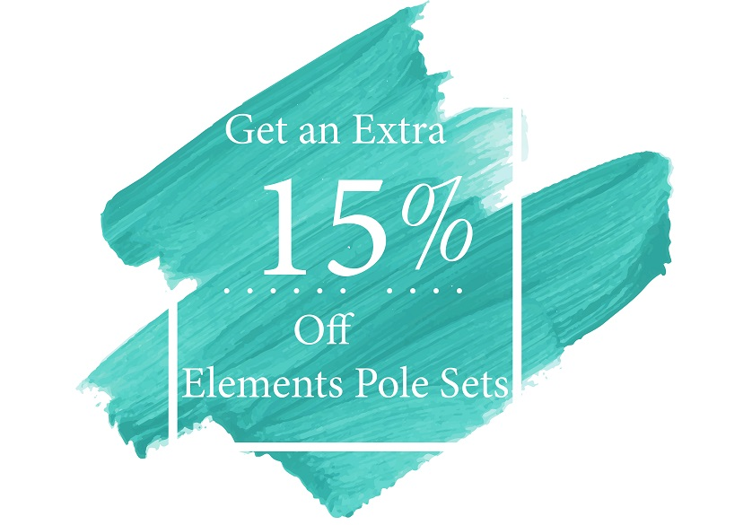 Discount on pole sets