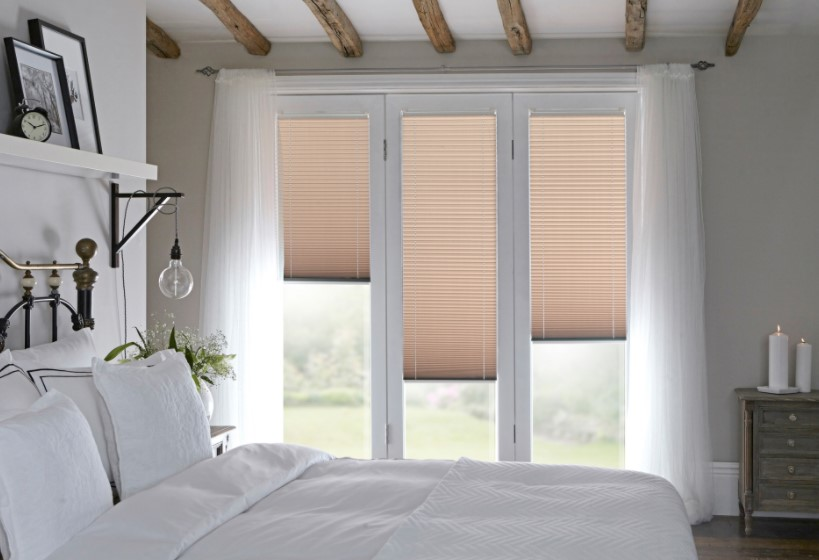 big savings on stylish INTU blinds at Loveless Cook Blinds