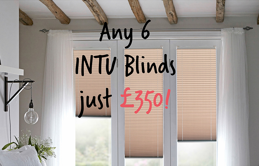 Intu Blinds Special Offer on Bulk Orders