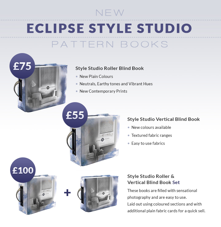Eclipse Style Studio Pattern Books