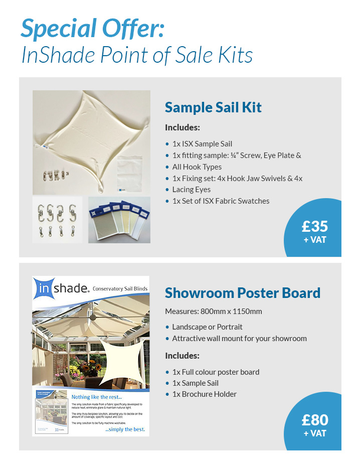 InShade Point of Sale