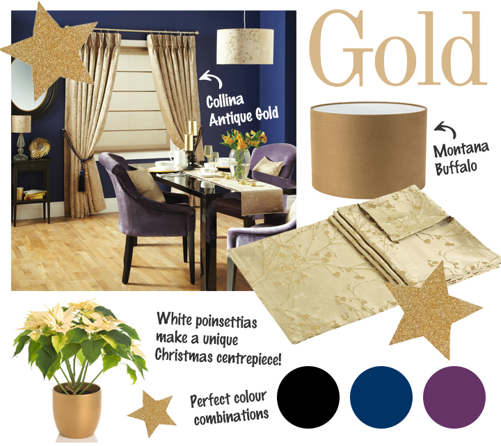 Mood Boards to Inspire You This Christmas