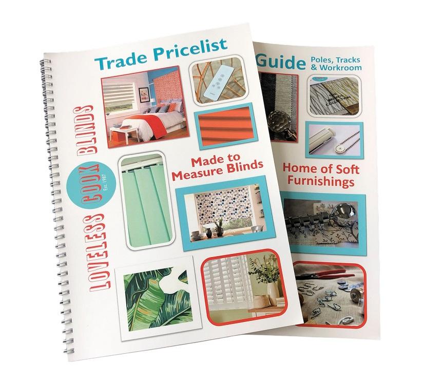 New LCB trade catalogue