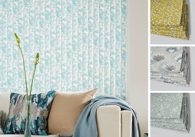 Spring Savings on Vertical Blinds