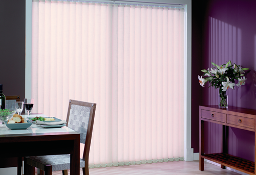 Manual and automated vertical blinds