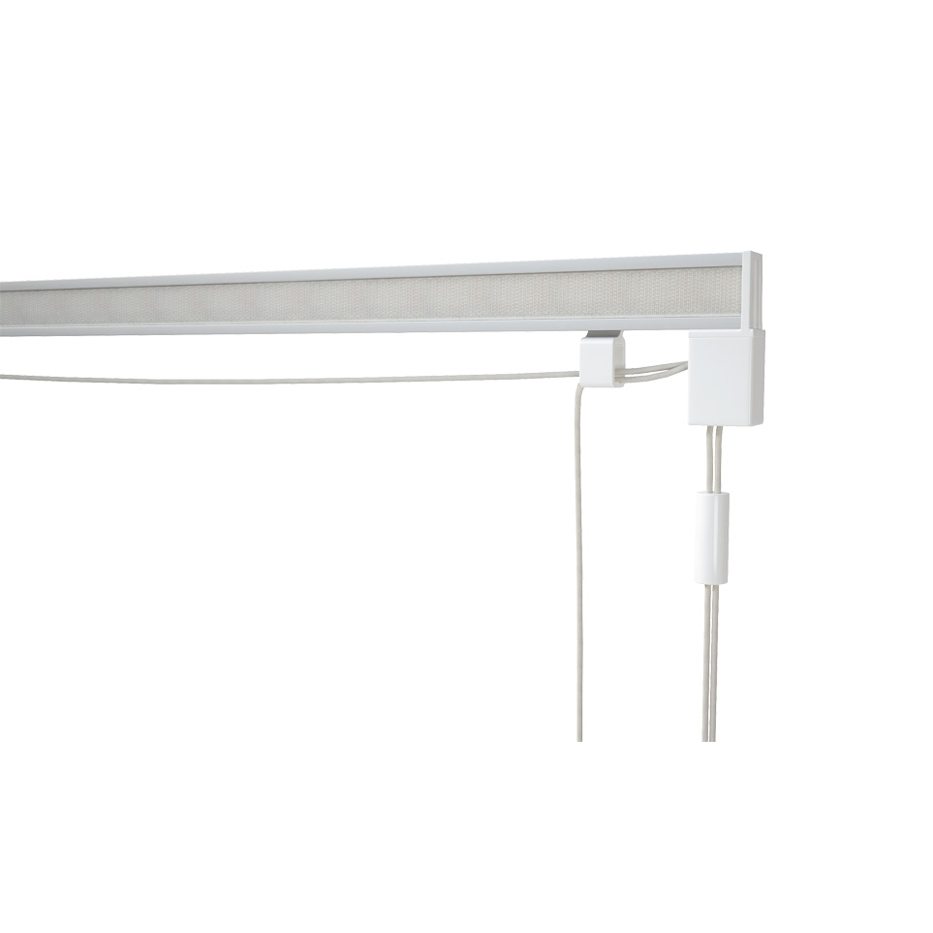 Corded Roman Blind Track Systems